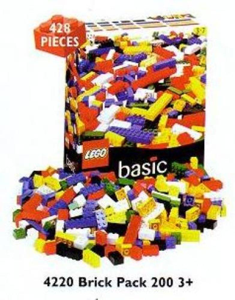 Large Box of Bricks