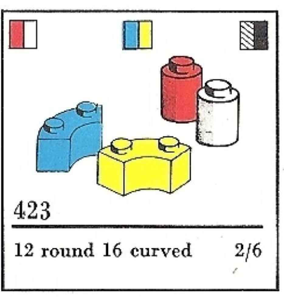 Curved and Round Bricks (The Building Toy)