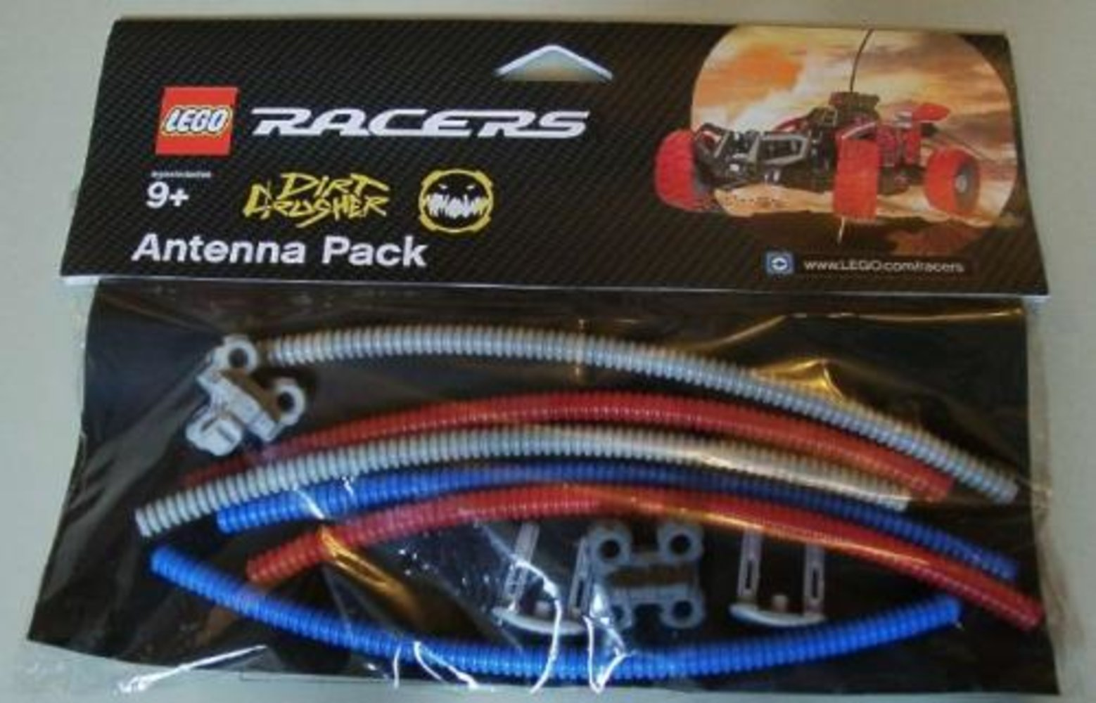 Antenna Pack for Dirt Crusher