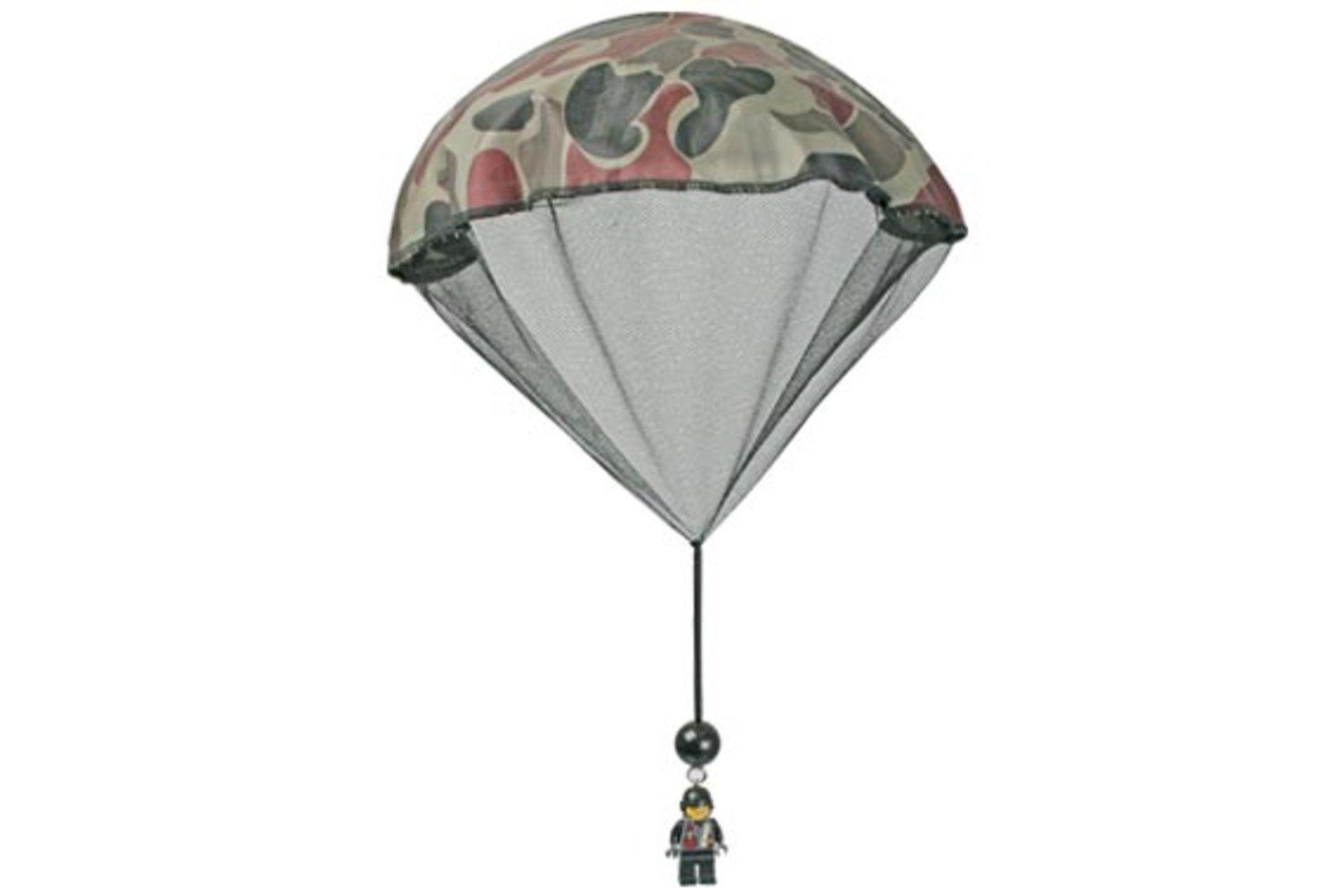 Dino Attack Minifigure Parachute