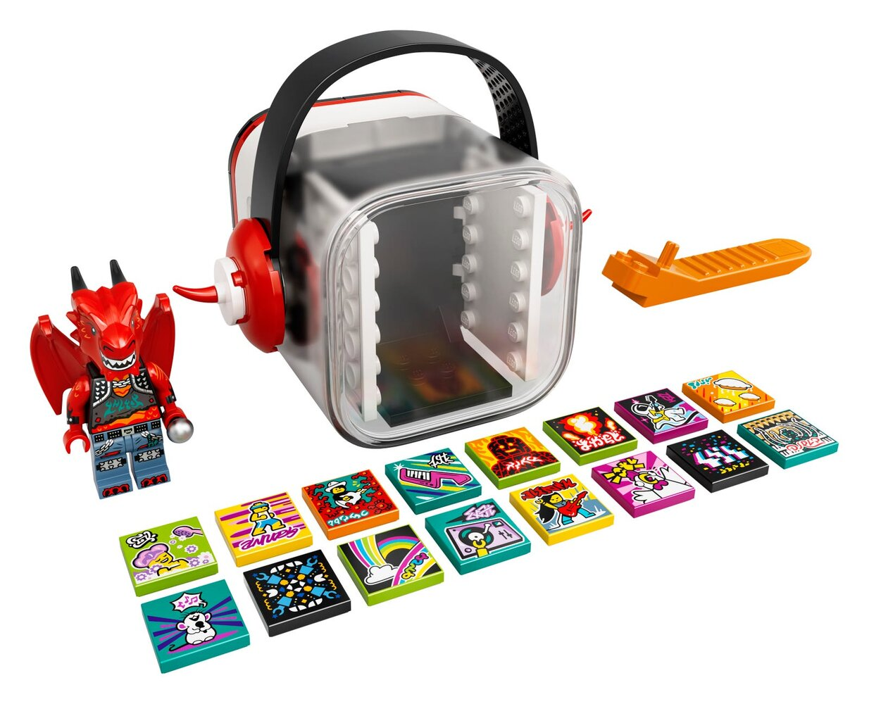 Metal Dragon BeatBox