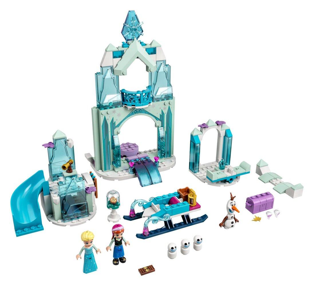Anna and Elsa's Frozen Wonderland
