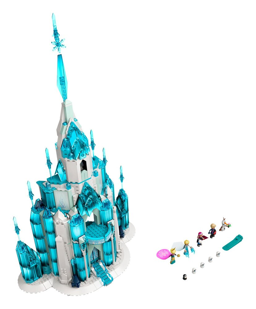 The Ice Castle
