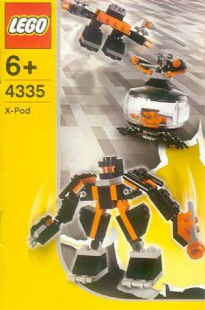 Black Robots Pod