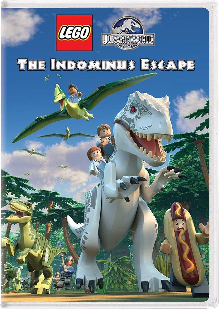 Jurassic World: The Indominus Escape (DVD)
