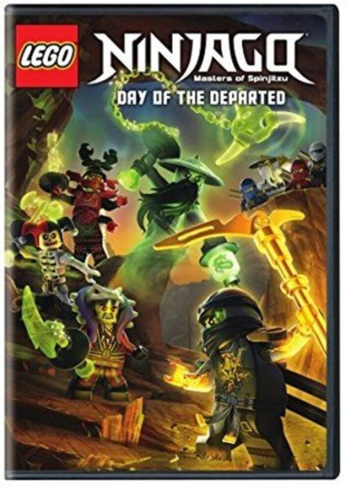 Ninjago: Day of the Departed (DVD)