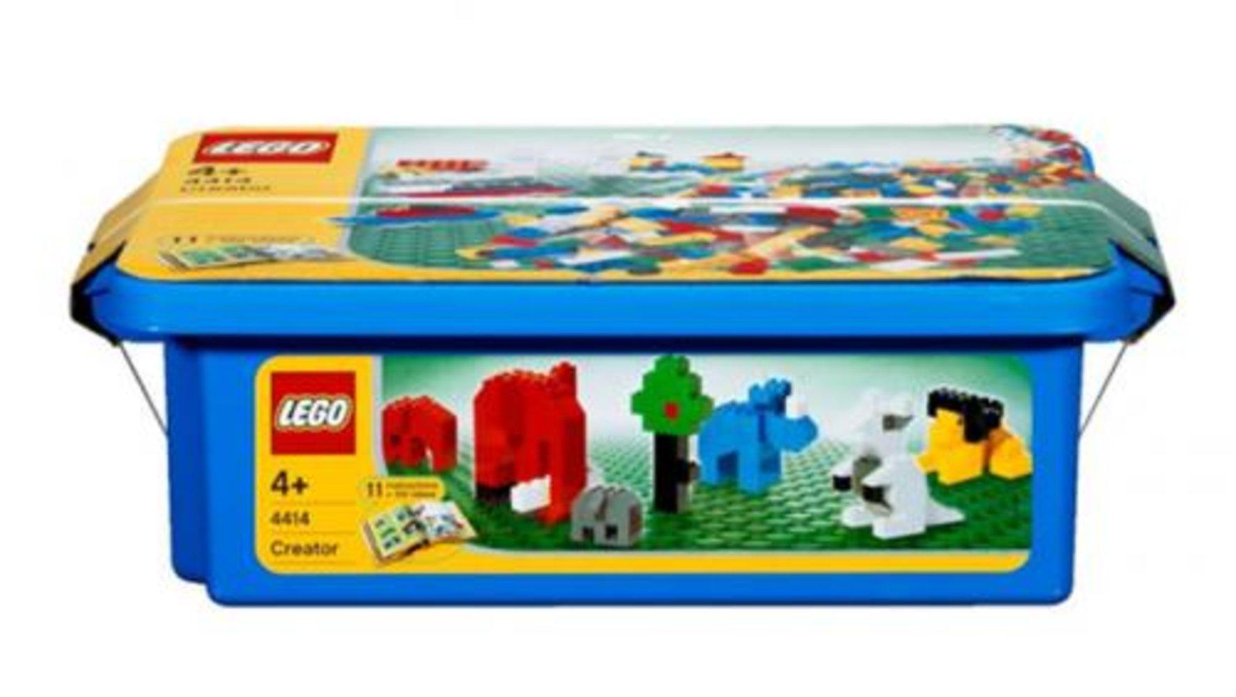 LEGO Creator Bucket