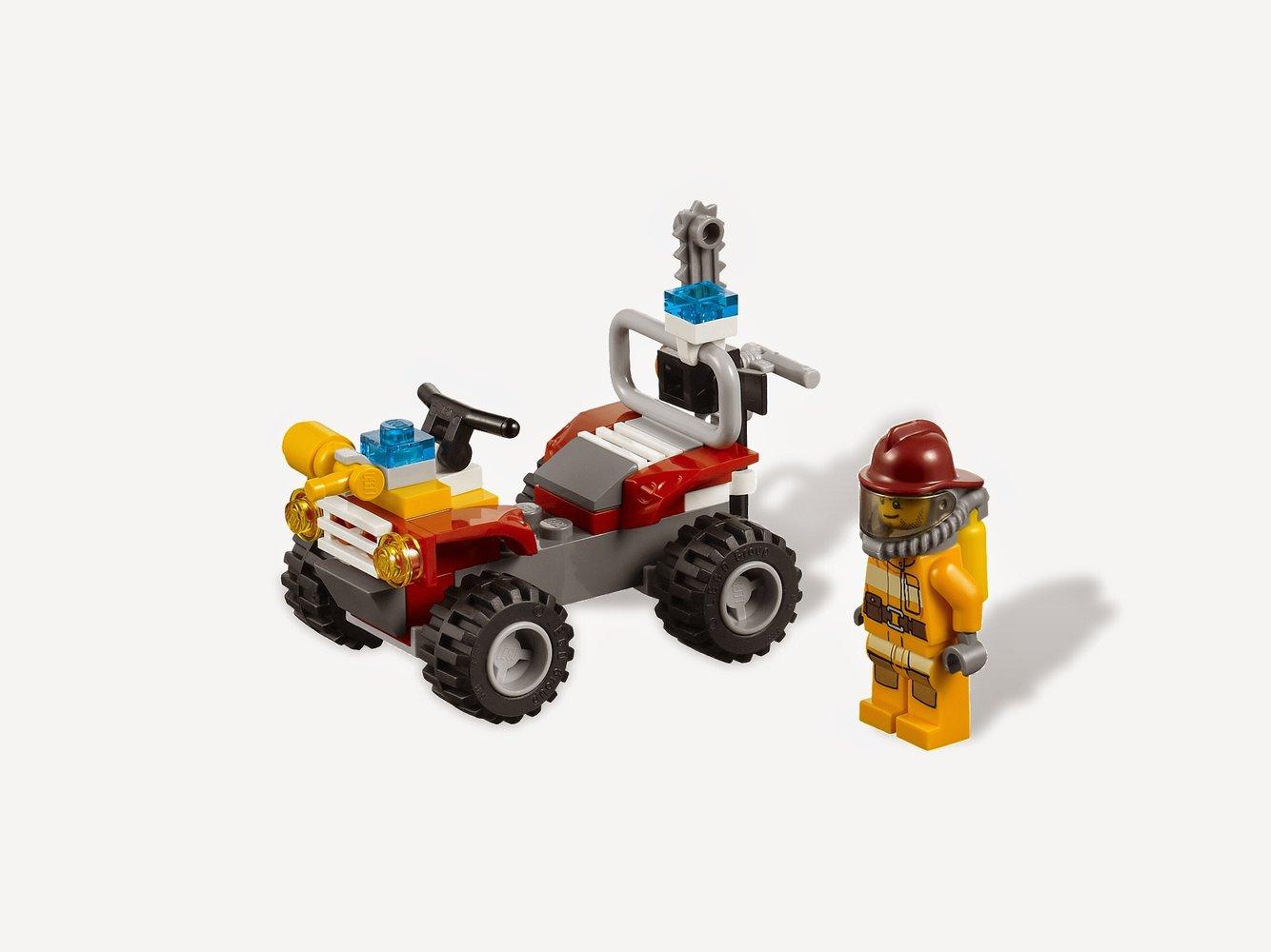 Fire ATV