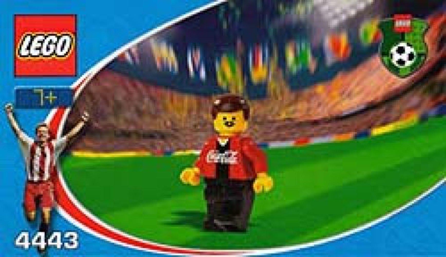 Coca-Cola Defender 1