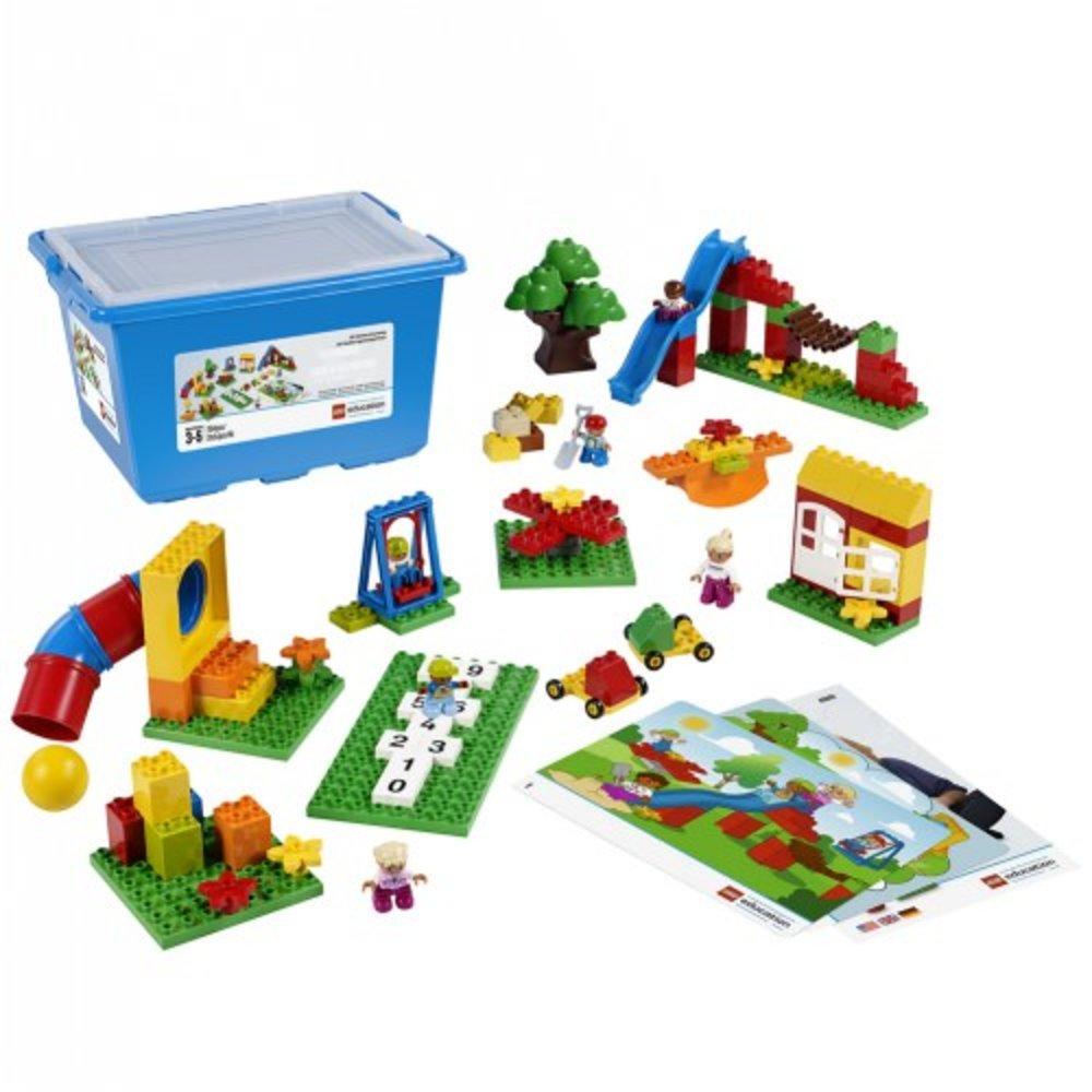Playground Set with Storage