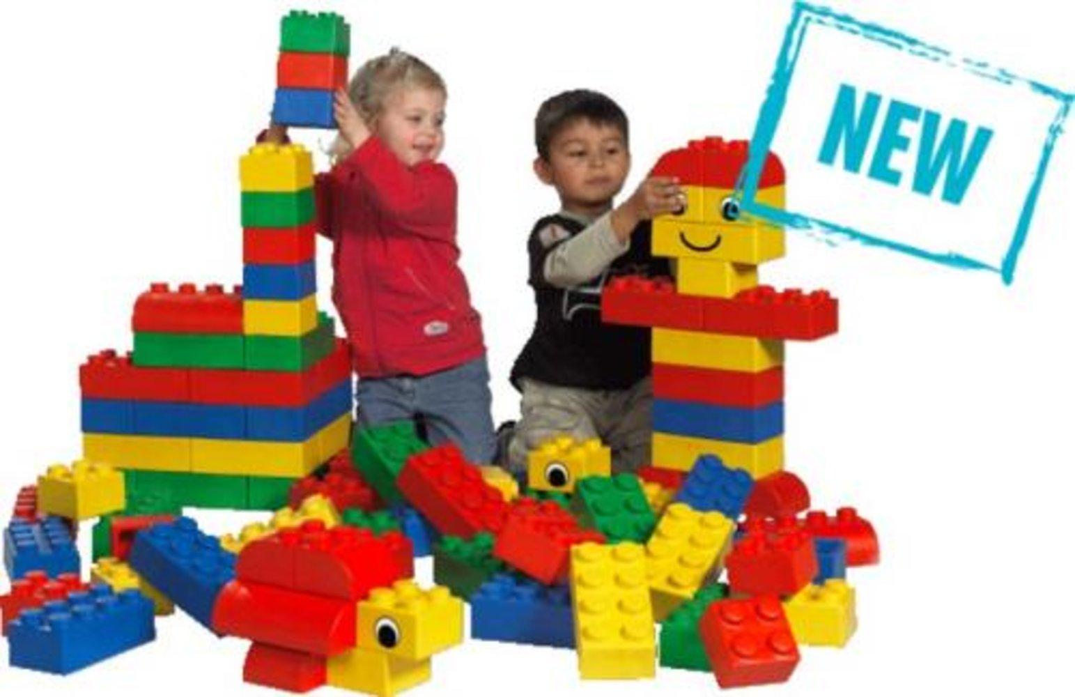 LEGO Soft Bricks Set
