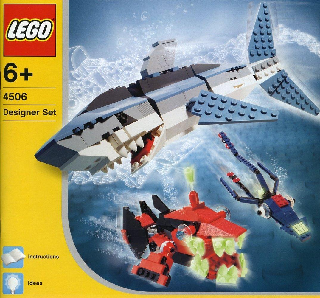 Deep Sea Predators