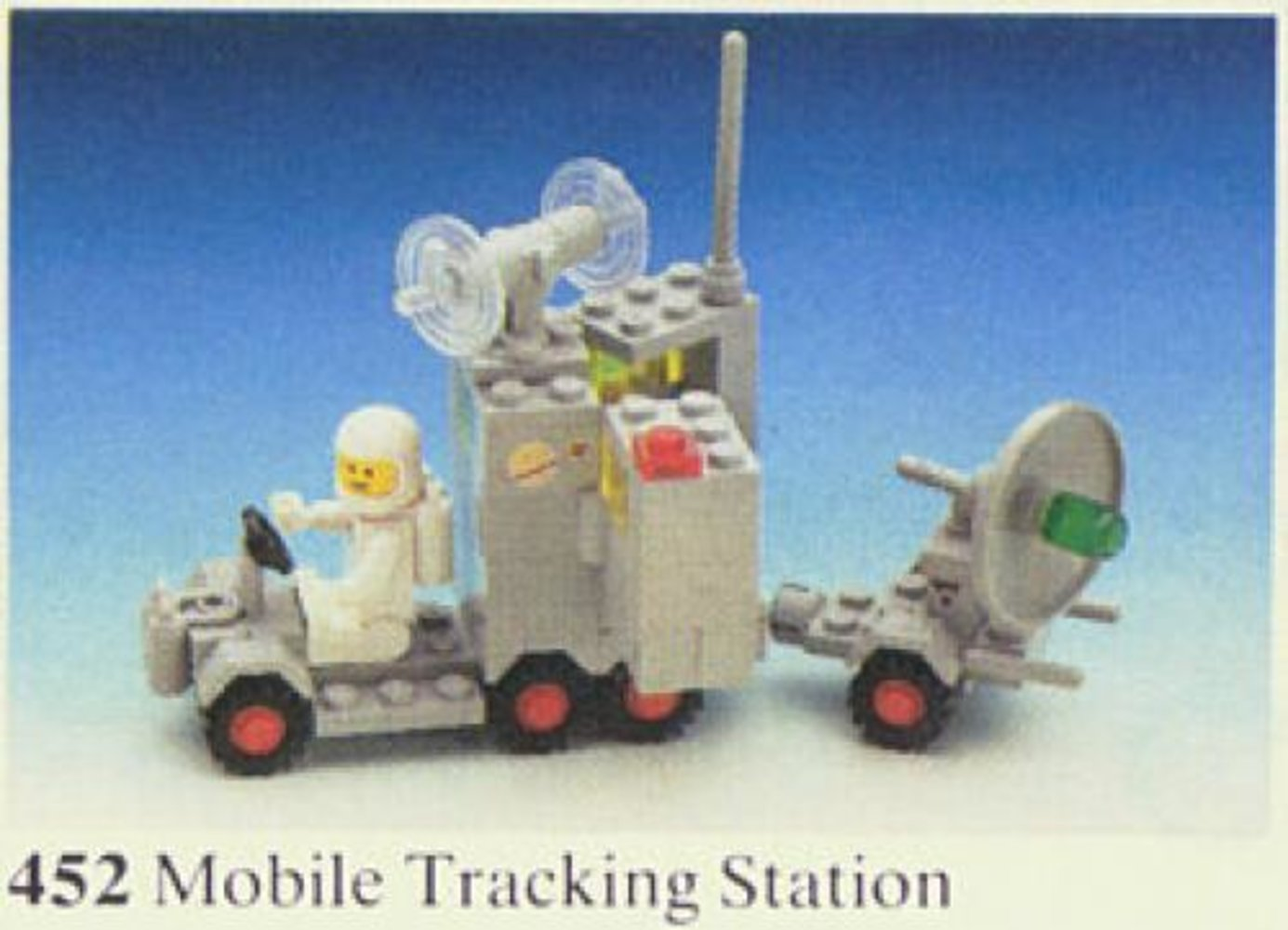 Mobile Ground Tracking Station