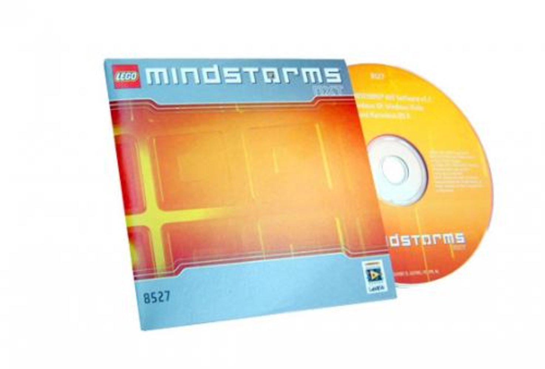 Mindstorms NXT CD