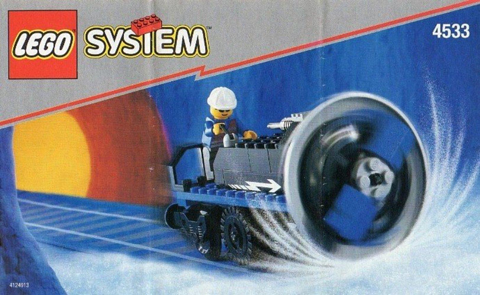 Train Track Snow Remover