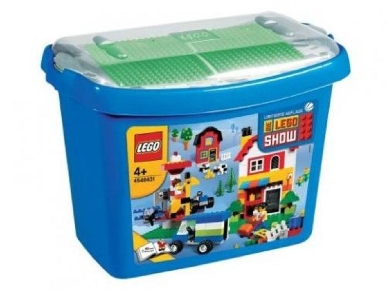 Brick Tub 'Die Lego Show' - Limited Edition