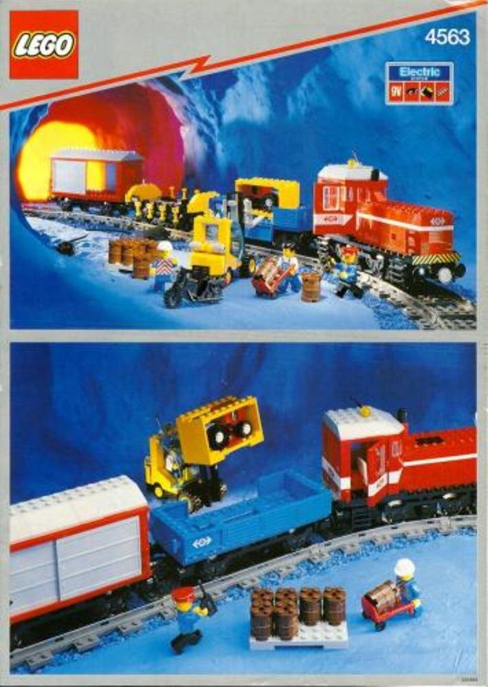 Load and Haul Railroad