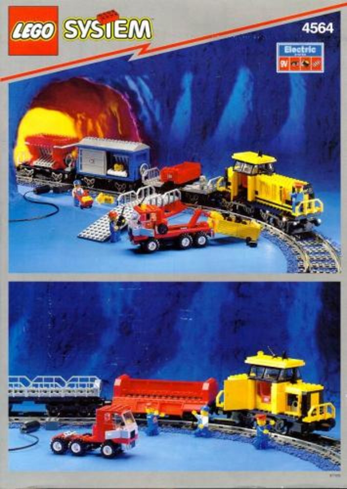 Freight Rail Runner