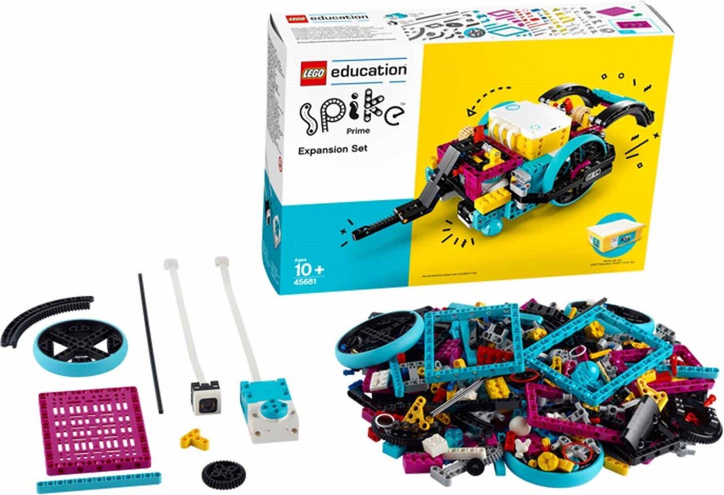 SPIKE Prime Expansion Set (v2)