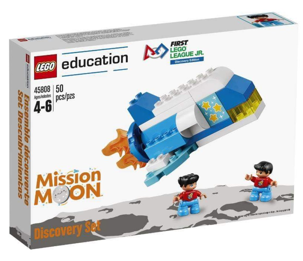 Mission Moon Discovery Set
