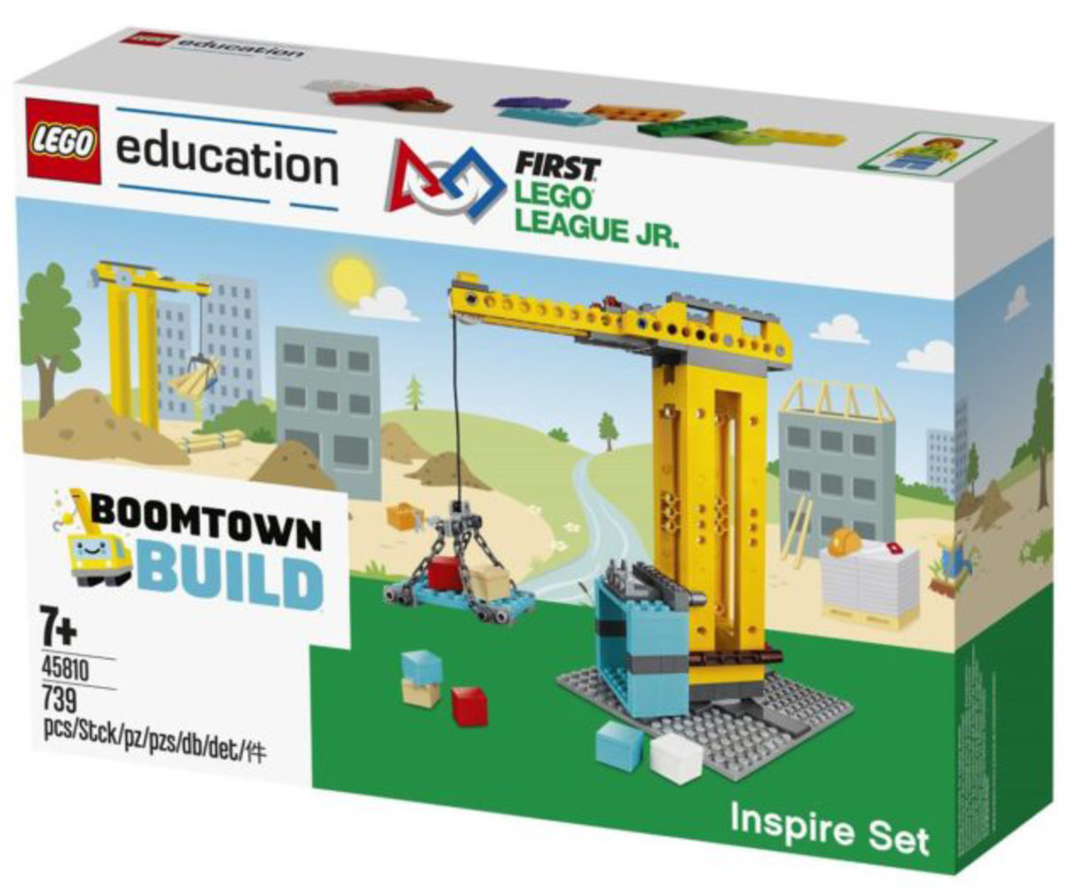 Boomtown Build Inspire Set