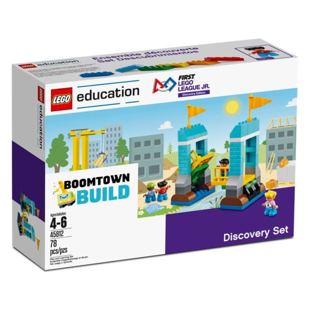 Boomtown Build Discovery Set