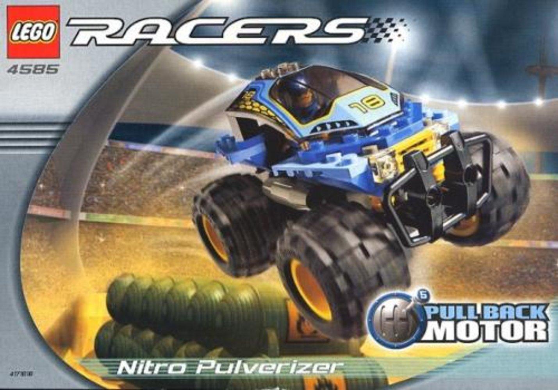 Nitro Pulverizer