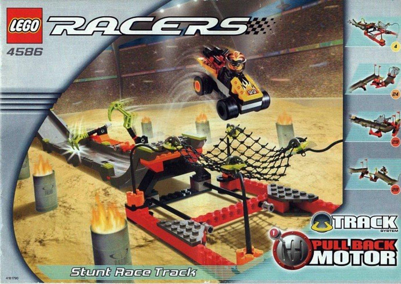 Stunt Race Track