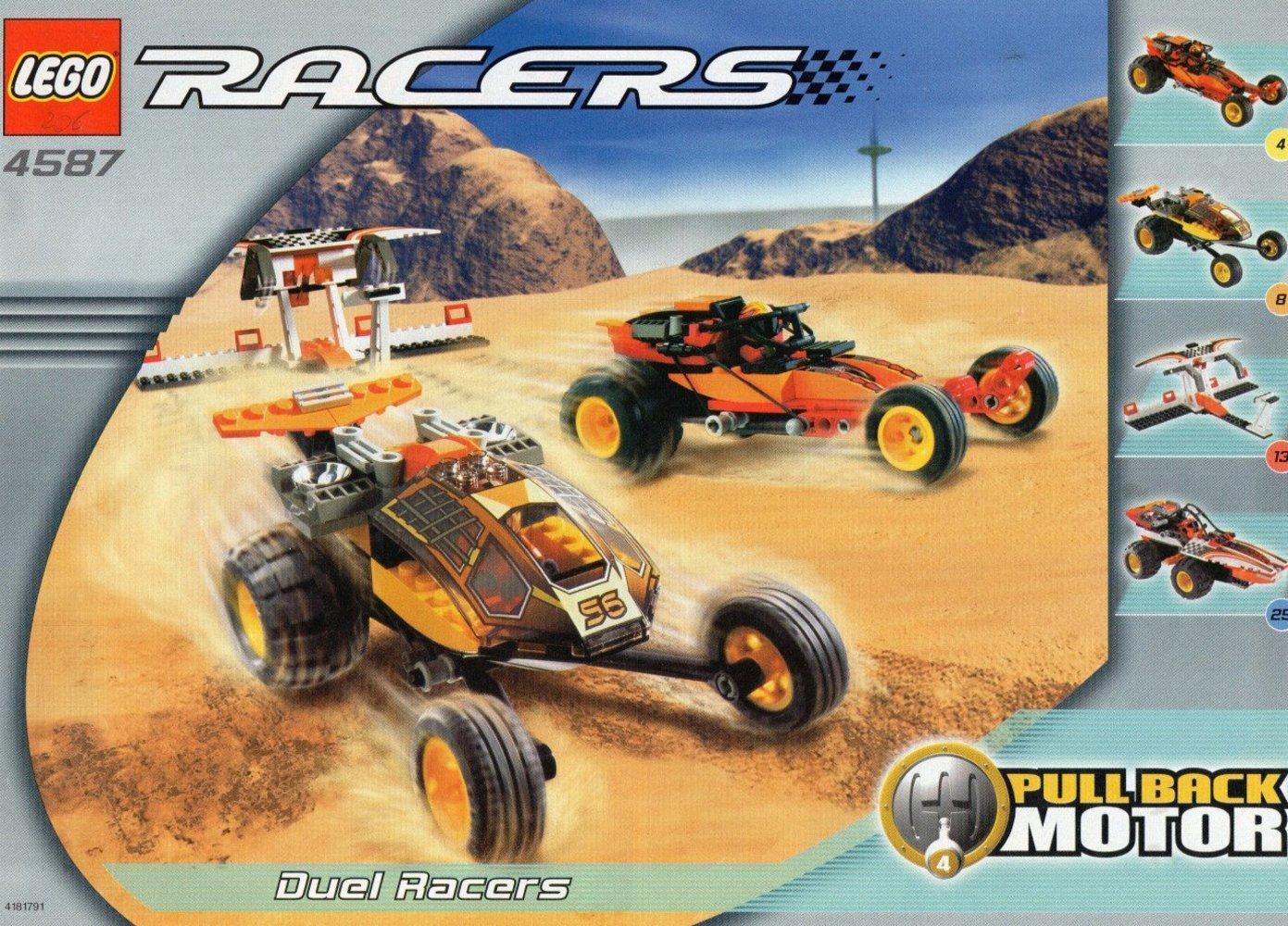 Duel Racers
