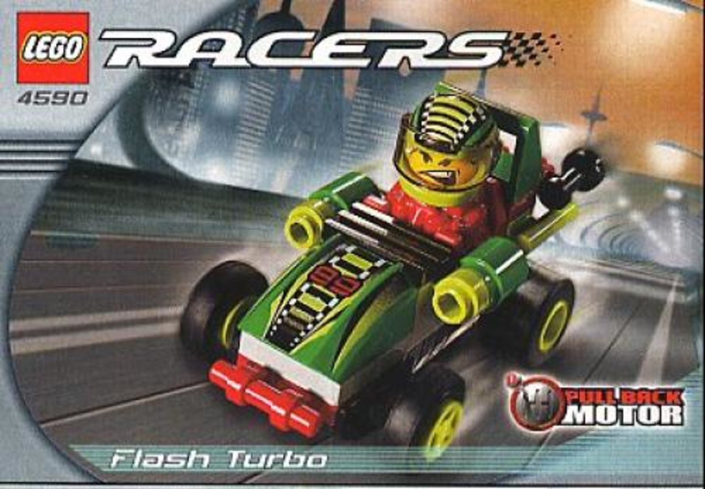 Flash Turbo