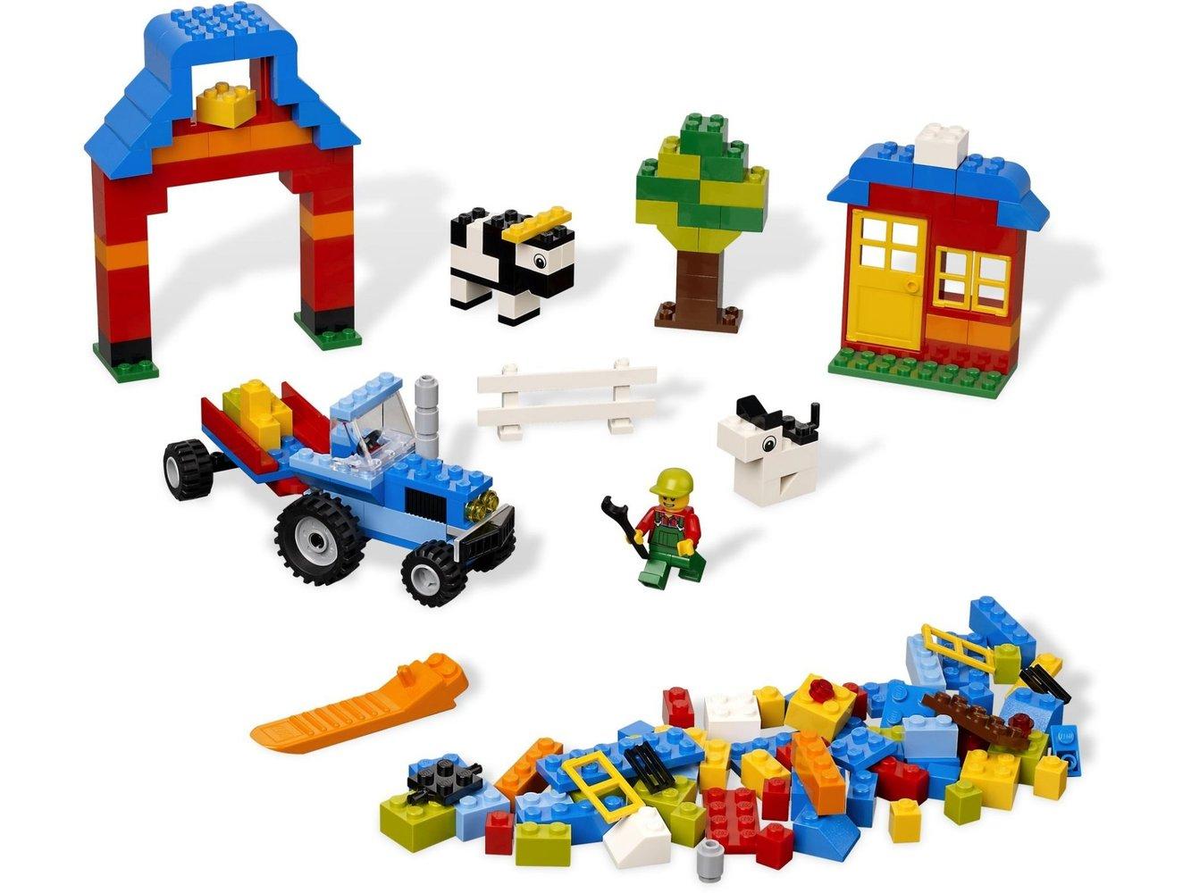 Farm Brick Box