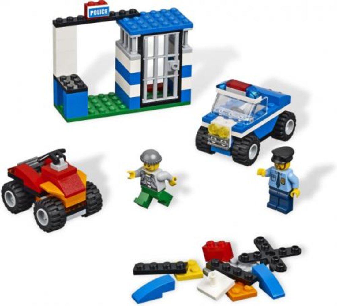Police Building Set
