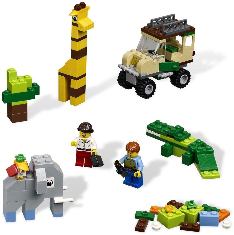 Safari Building Set