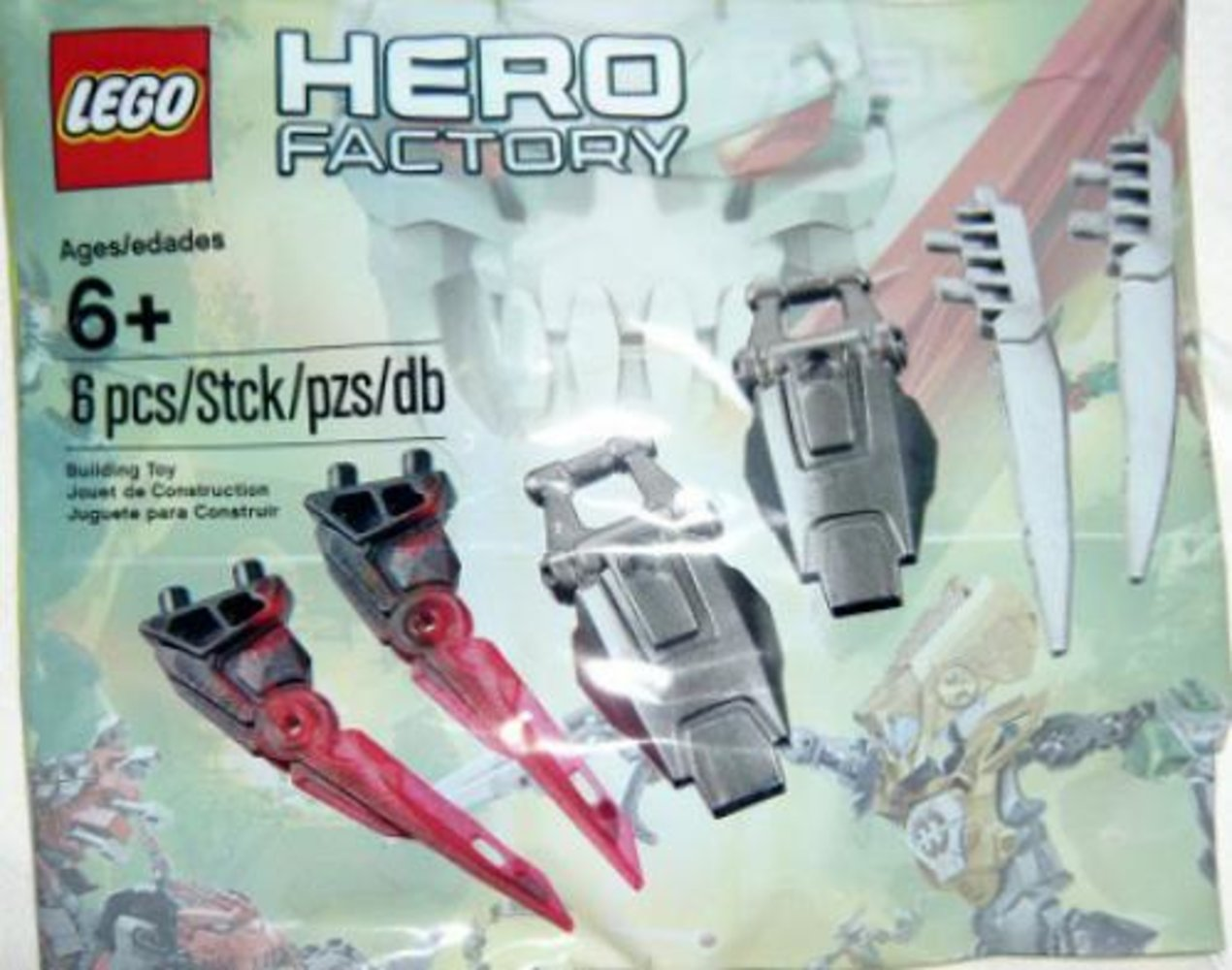 Hero Factory Accessories