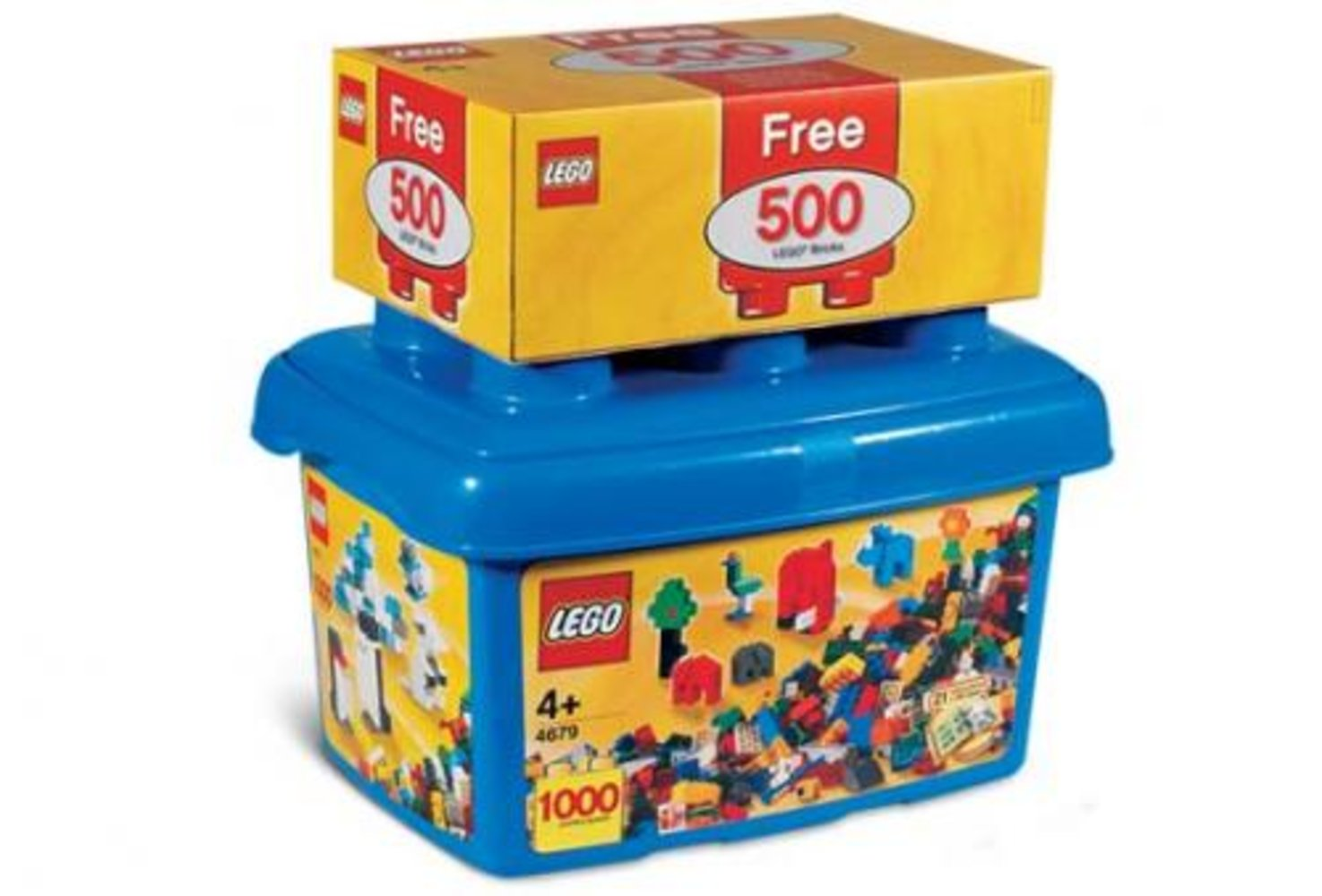 Bricks and Creations Tub - (TRU Exclusive)