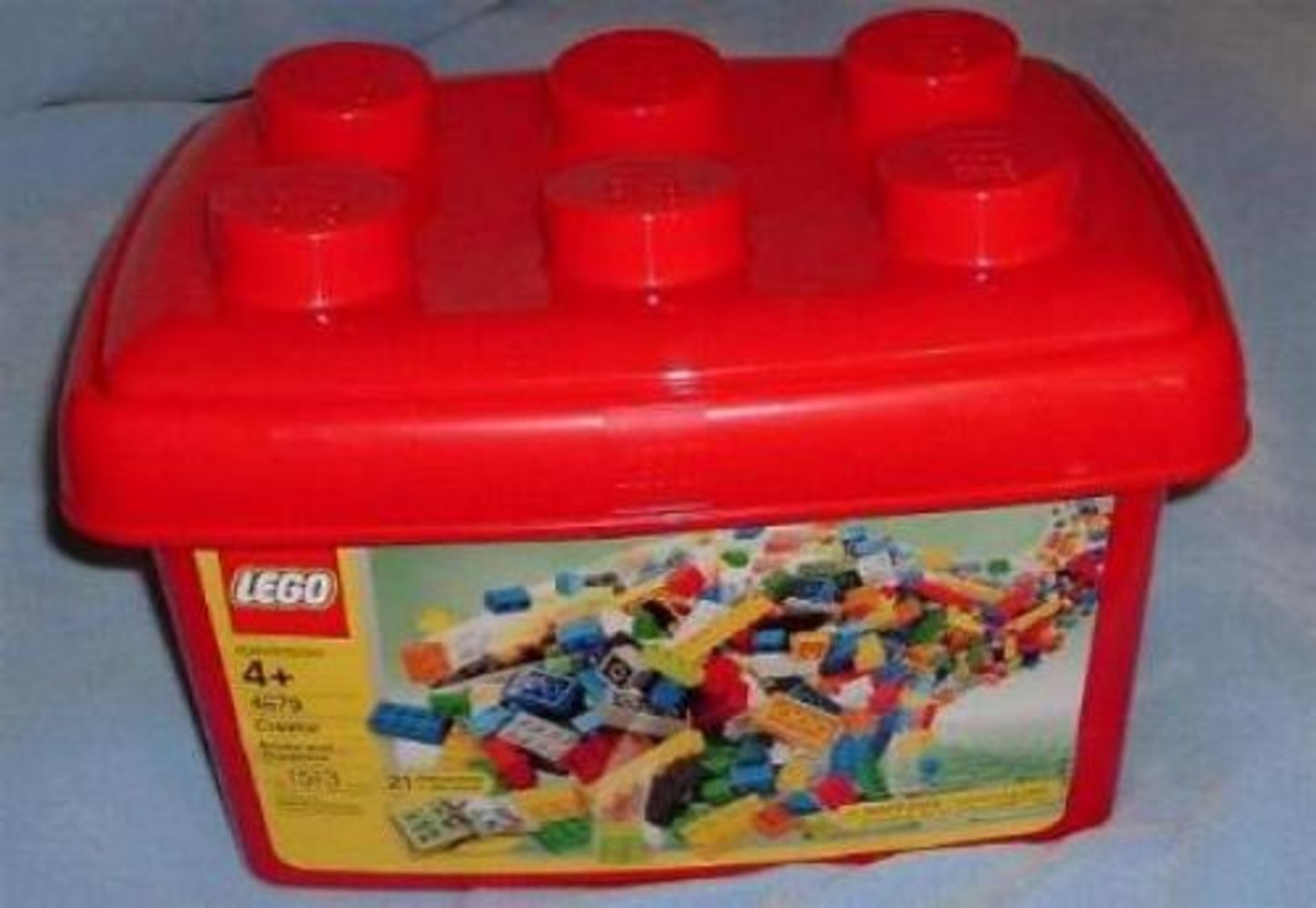 Bricks and Creations Tub - (TRU Exclusive) (Bottom Tub and its contents only)
