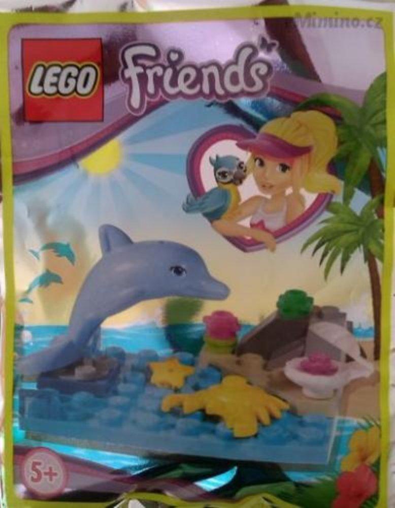 Happy The Cute Dolphin