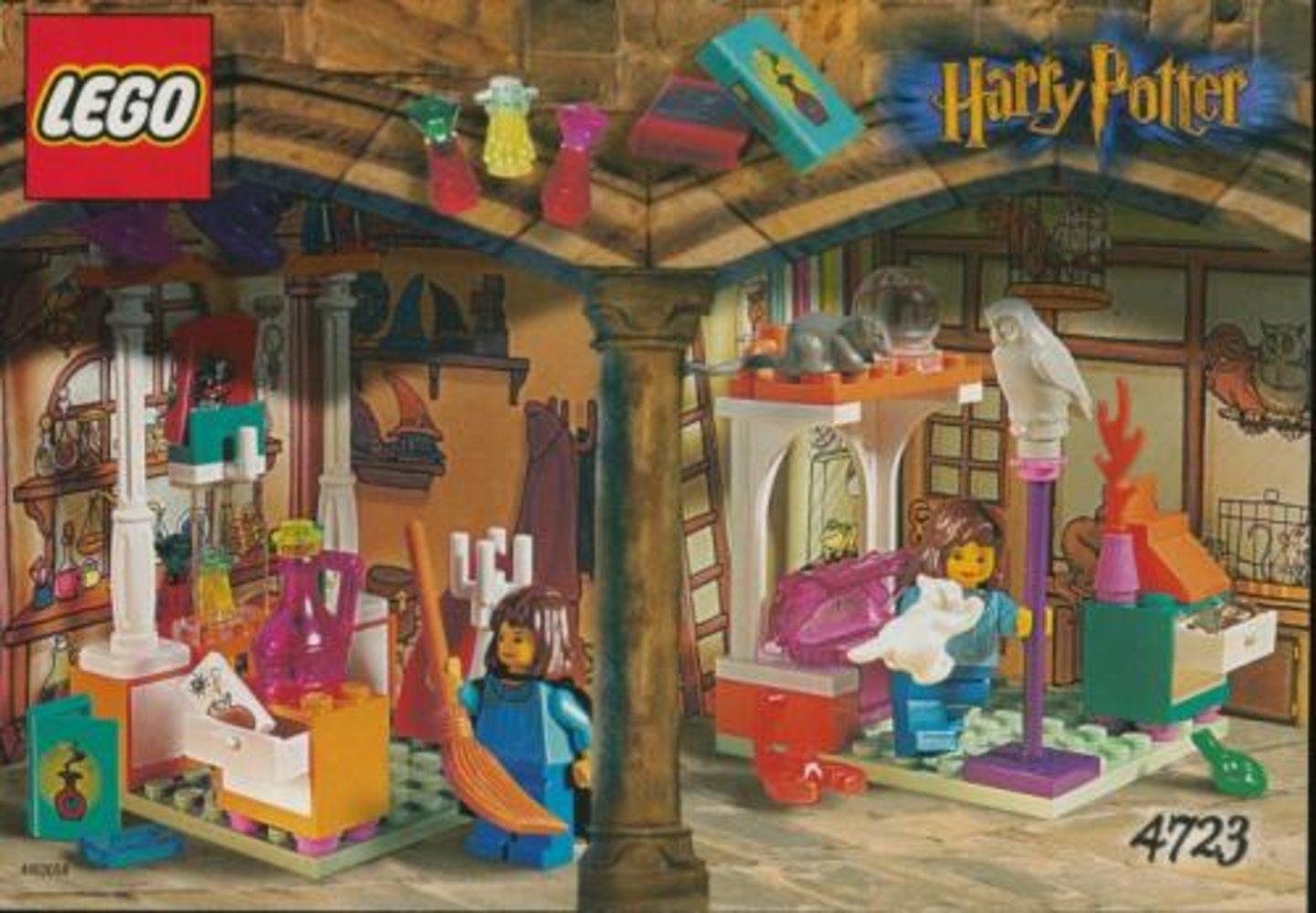 Diagon Alley Shops