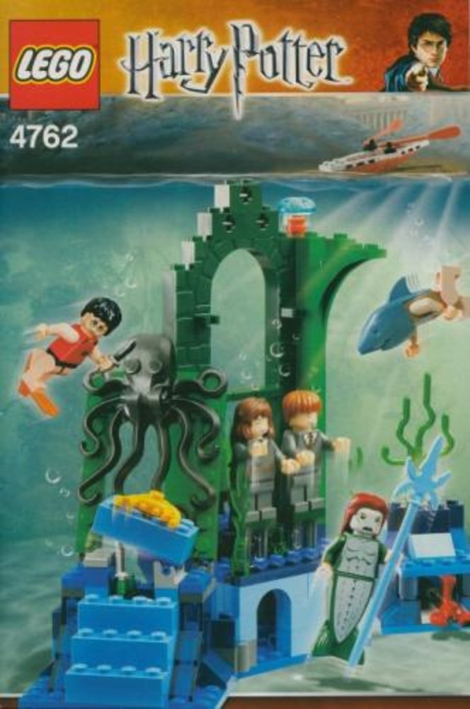 Rescue from the Merpeople