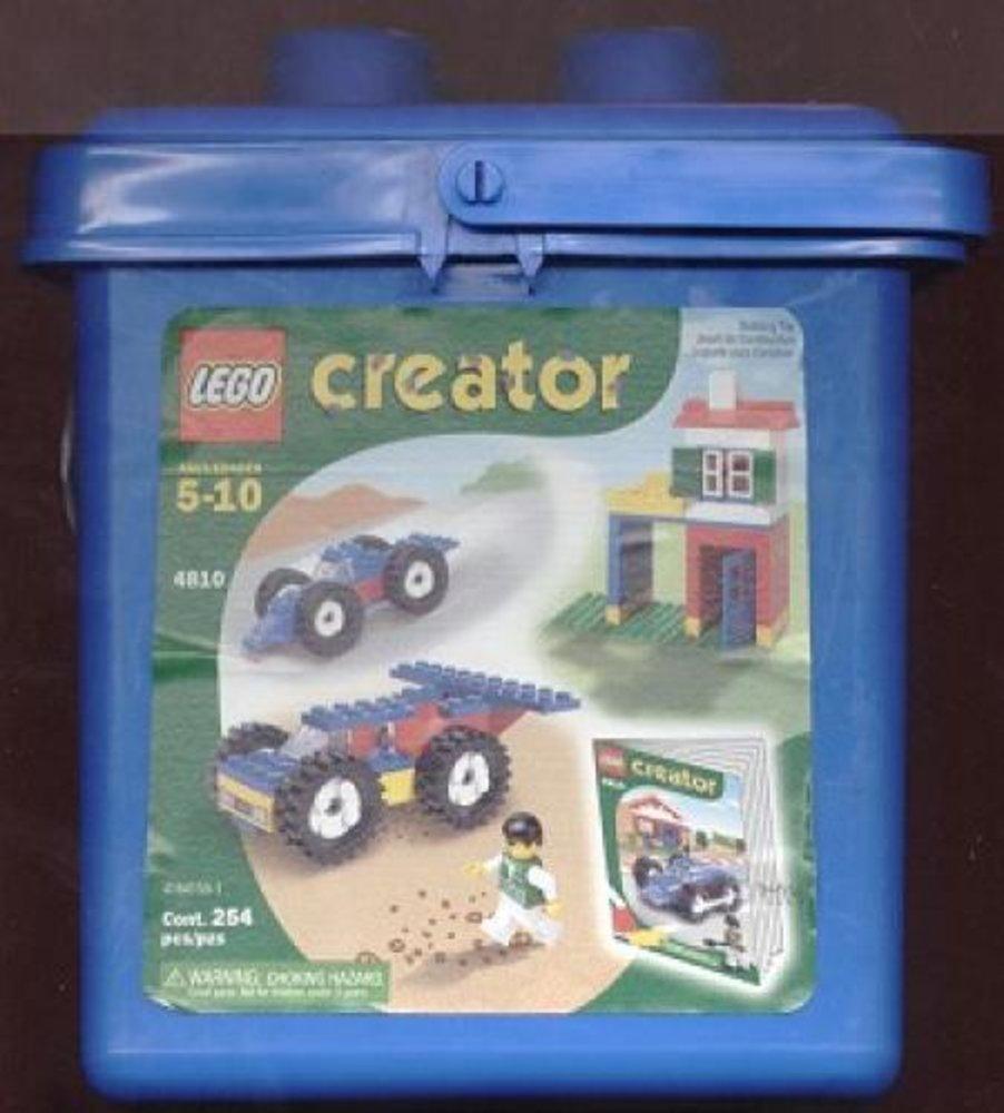 Blue Creator Bucket