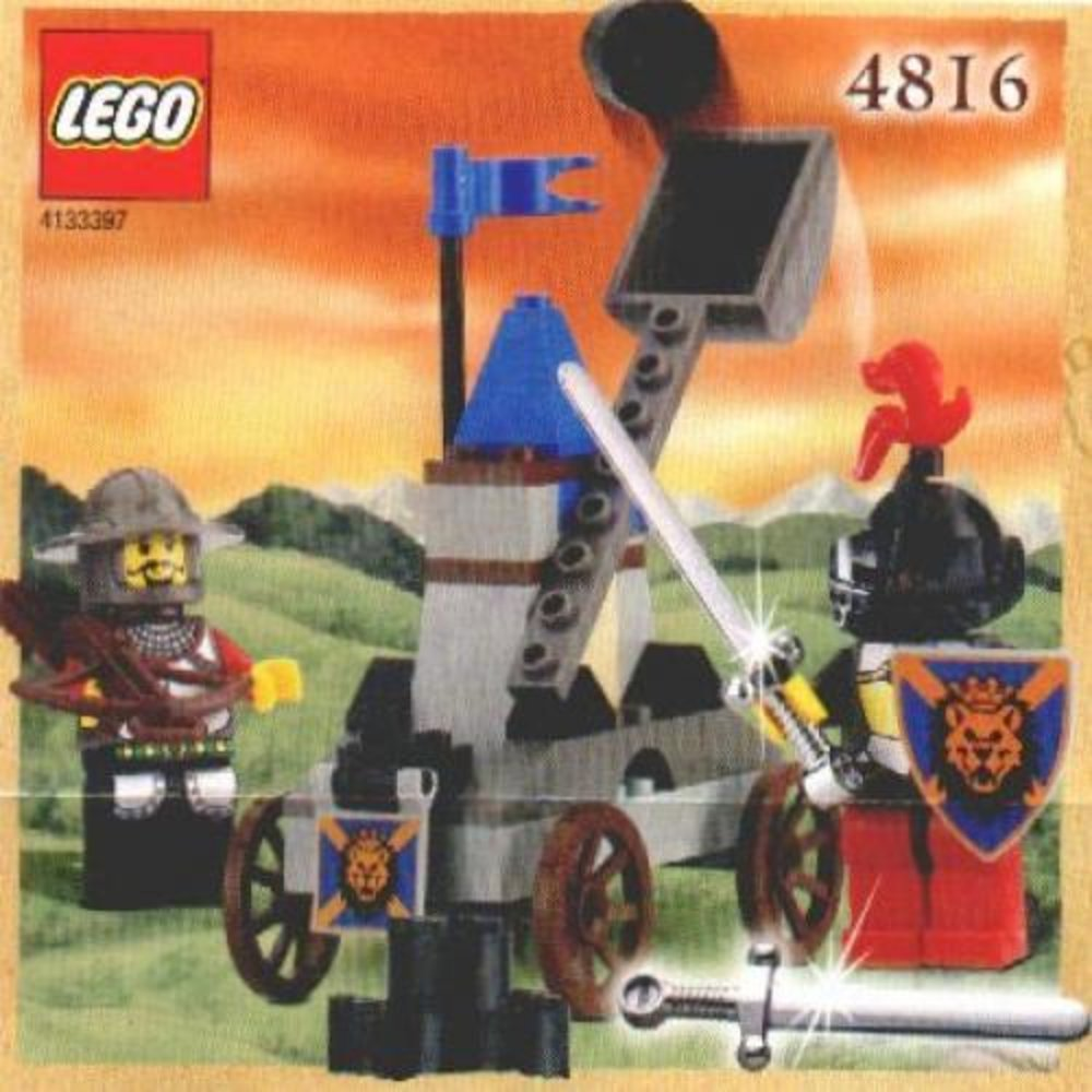 Knight's Catapult
