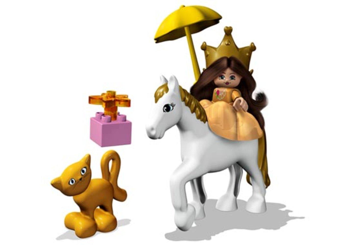 Princess and Horse