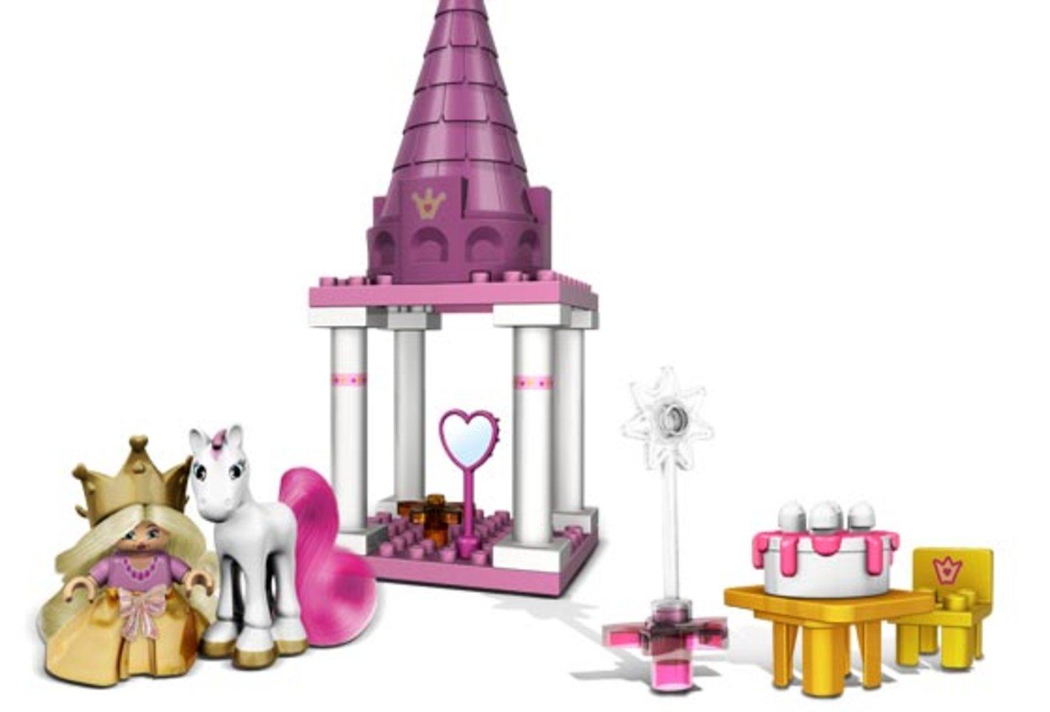 Princess and Pony Picnic