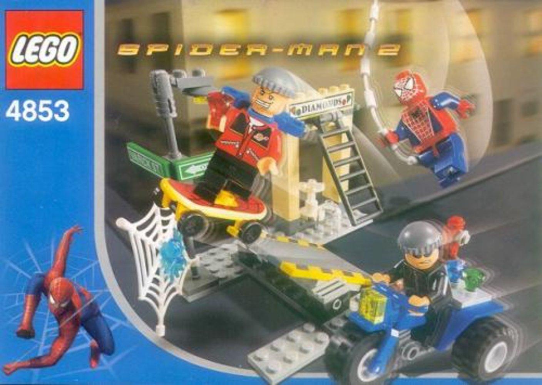 Spider-Man's Street Chase