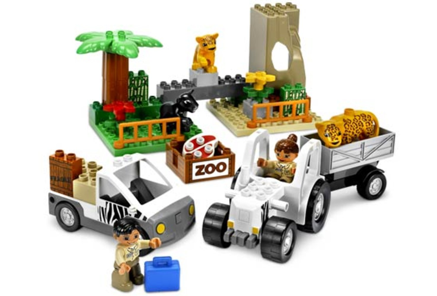 Zoo Vehicles