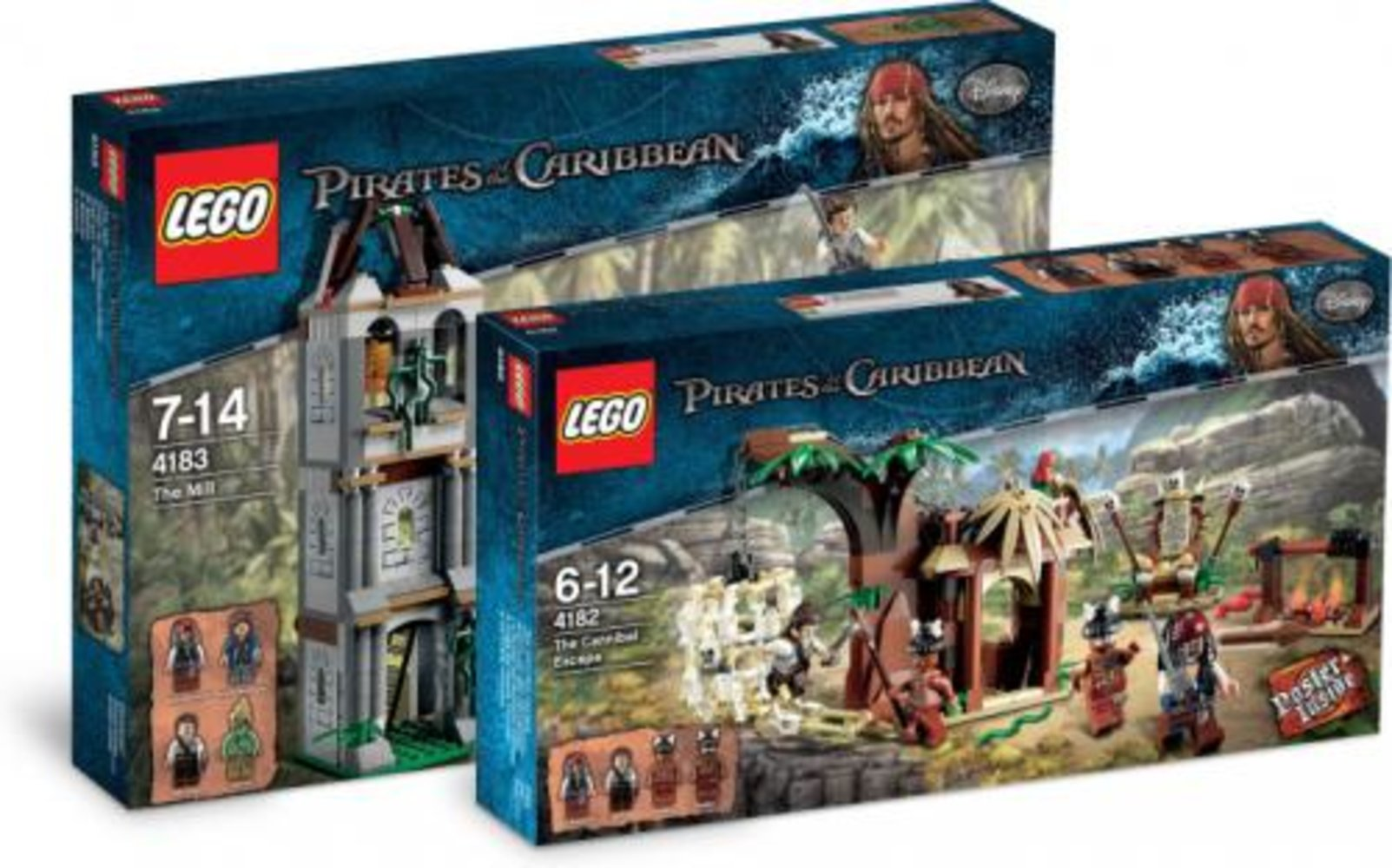 Pirates of the Caribbean Classic Kit