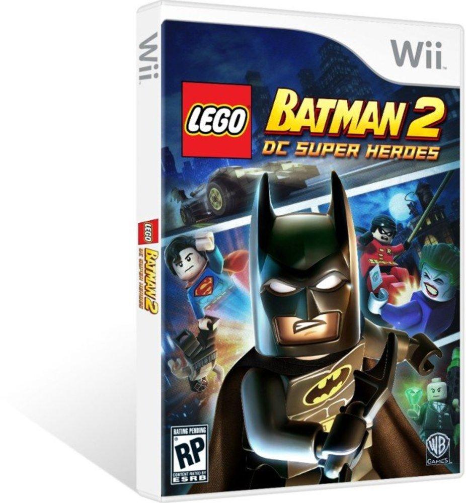 Batman 2: DC Super Heroes - Wii