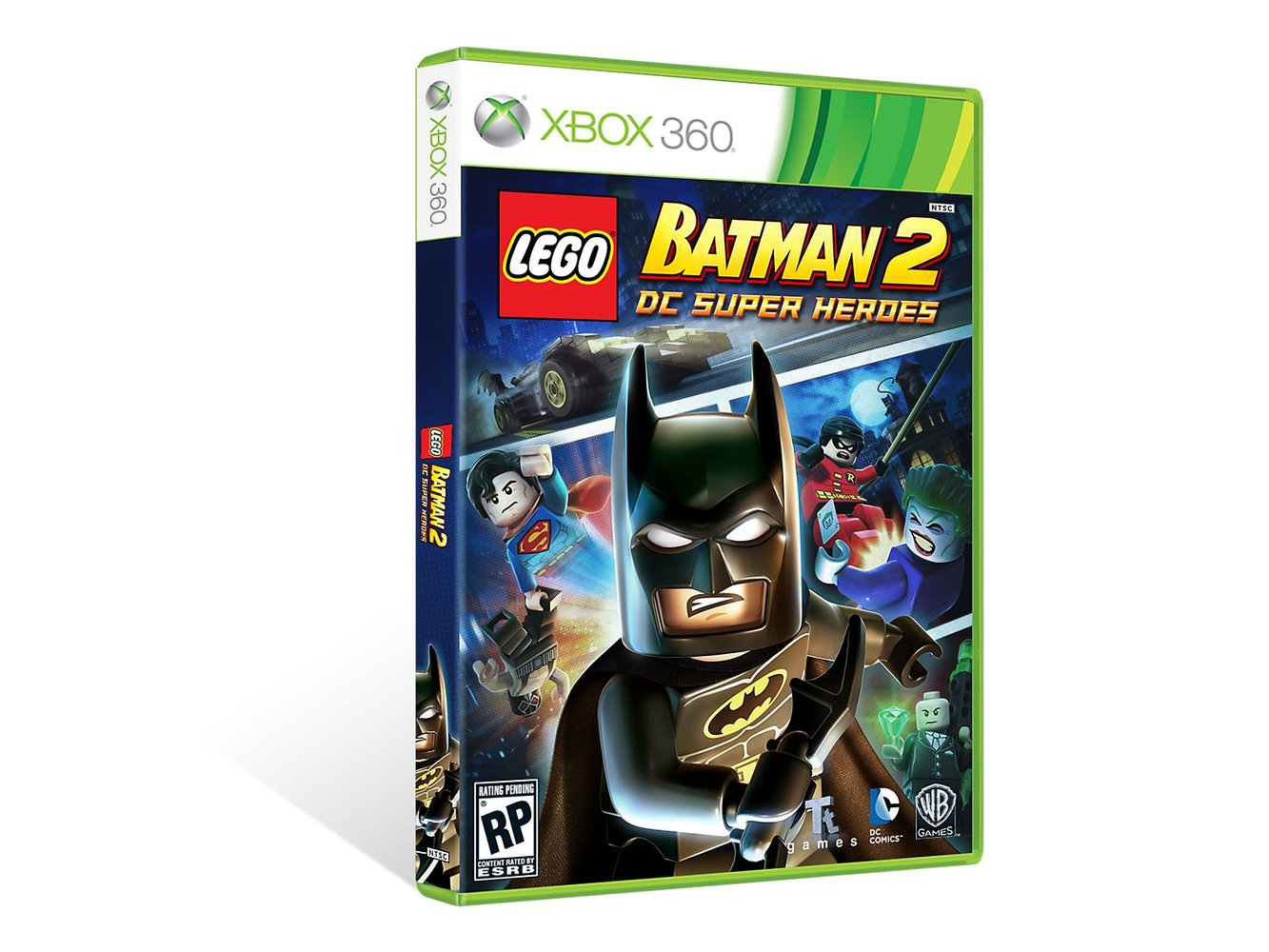 Batman 2: DC Super Heroes - Xbox 360
