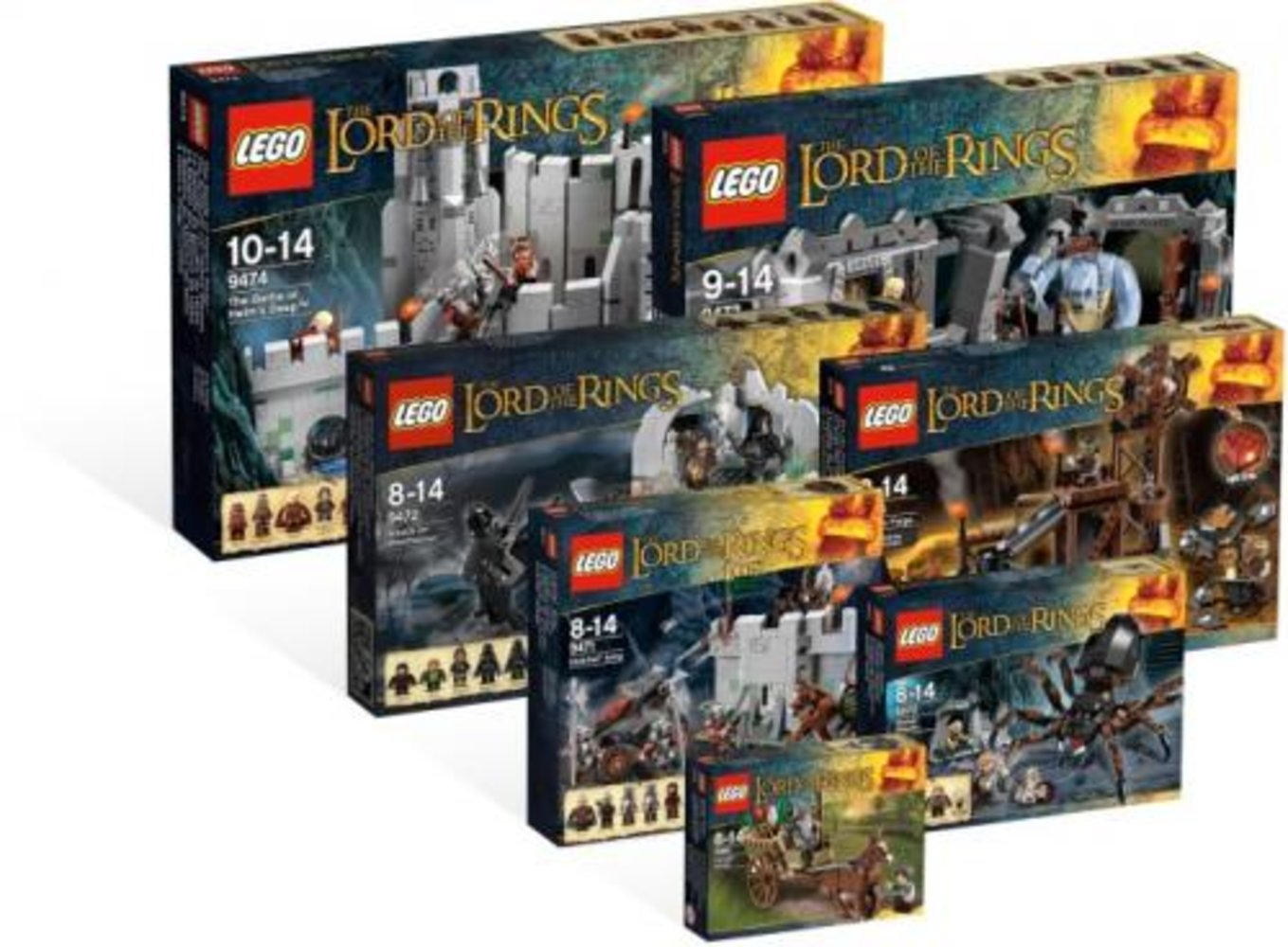 The Lord of the Rings Collection