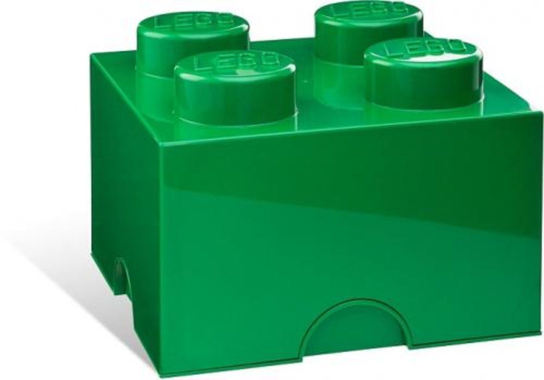 4-stud Green Storage Brick